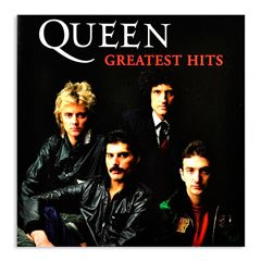 CD Queen- Greatest Hits - Sanborns
