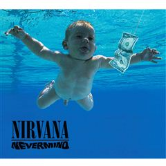 CD Nirvana Never Mind Deluxe Edition - Sanborns