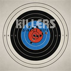 CD The Killers Direct  Hits - Sanborns