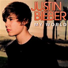 LP Justin Bieber My World - Sanborns