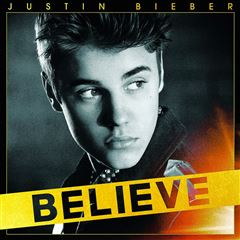 LP Justin Bieber Believe - Sanborns