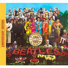 CD The Beatles Sgt. Pepperâ´S Lonely Hearts Club Band (Anniversary Edition) - Sanborns