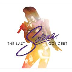 CD+ DVD Selena- The Last Concert - Sanborns