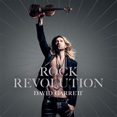 CD David Garrett- Rock Revolution - Sanborns