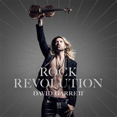 LP2 David Garrett - Rock Revolution - Sanborns