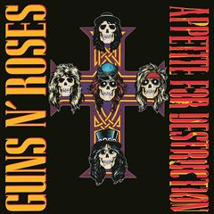 CD2 Guns N' Roses-Appetite For Destruction - Sanborns