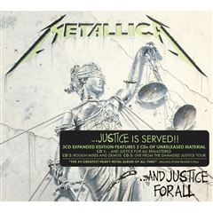 CD3 Metallica- ... And Justice Forall - Sanborns