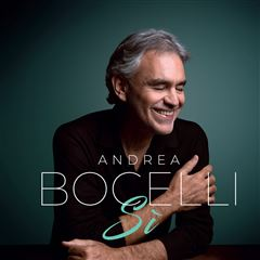 CD Andrea Bocelli- Si - Sanborns