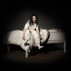 CD Billie Eilish- When We All Fall A Sleep Where Do We Go - Sanborns