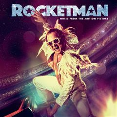 CD Rocketman- Music From The Motion Pictures - Sanborns