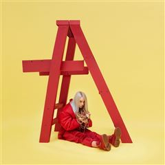 CD Billie Eilish - Don't Smile At Me - Sanborns