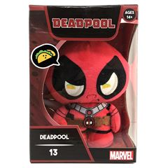"Peluche Eyecons 5"" Deadpool - Sanborns"