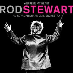 CD Rod Stewart - You're In My Heart (con Orquesta) - Sanborns