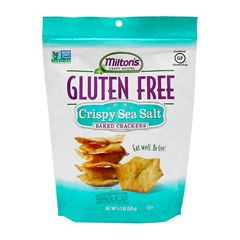 Galletas Miltons Cracker con sal de mar 128 grs - Sanborns