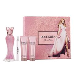 Fragancia Para Dama Estuche Paris Hilton Rose Rush EDP - Sanborns