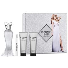 Fragancia Para Dama Estuche Paris Hilton Platinum Rush EDP 100 ML - Sanborns