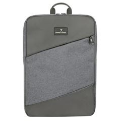 "Mochila Portalaptop 15"" Slim Block Gris Perfect Choice - Sanborns"