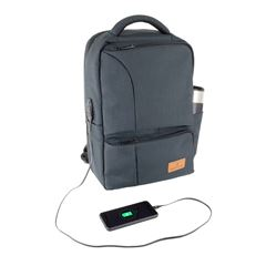 "Mochila Portalaptop 15"" Ejecutiva Passport Perfect Choice - Sanborns"