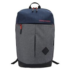 "Paquete Mochila Portalaptop 15"" Traveller Gris+ Mouse Perfect Choice - Sanborns"