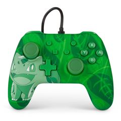 Control Nintendo Switch Overgrow Bulbasaur Alámbrico - Sanborns