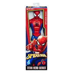 Figura Spider-Man 12 Pulgadas Titan Hero Series Marvel - Sanborns