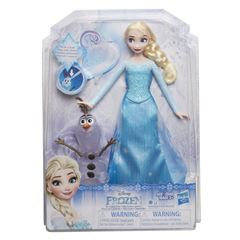 Elsa Luces Glaciales Frozen Disney Princesas - Sanborns
