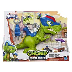 Trooper Suario y Bobby Badge Chomp Squad Playskool - Sanborns
