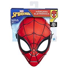 Máscara Spiderman Hero FX Marvel - Sanborns