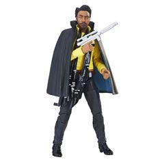 Figura Lando Calrissian 6 Pulgadas The Black Series Star Wars - Sanborns