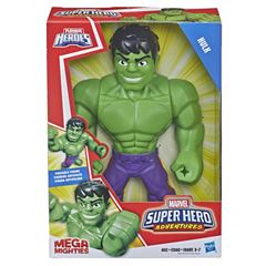 Figura Hulk Mega Mighties Playskool Heroes - Sanborns