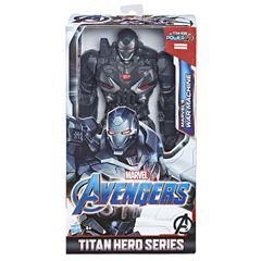 Figura  de acción War Machine 12 Pulgadas Titan Hero Avengers Endgame - Sanborns