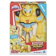 Figura Bumblebee Mega Mighties Transformers - Sanborns