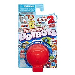 5 Pack BotBots Transformers - Sanborns