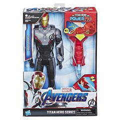 Figura Iron Man Titan Hero Power FX Marvel Avengers: Endgame - Sanborns