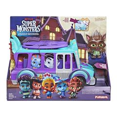GrrBuss Super Monsters - Sanborns