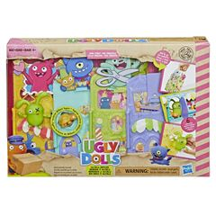 Set Portátil Villafea Ugly Doll - Sanborns