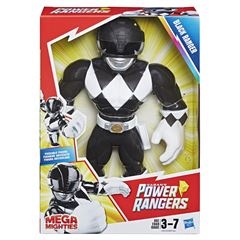 Mega Mighties Power Rangers Negro - Sanborns