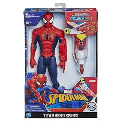 Figura Spider-Man Titan Hero Power FX Marvel - Sanborns