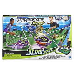 Beyblade Cross Collision Set de Batalla - Sanborns