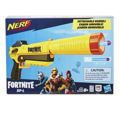 Lanzador Fortnite SP-L Nerf Elite - Sanborns