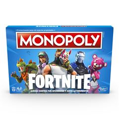 Monopoly Edición Fortnite Hasbro Gaming - Sanborns