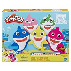 Set Baby Shark Play-Doh - Sanborns
