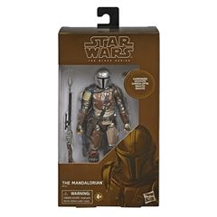 Black Series The Carbonized Collection The Mandalorian Star Wars - Sanborns