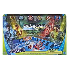 Beyblade Burst Turbo- Set Battle League Batalla de Campeones - Sanborns