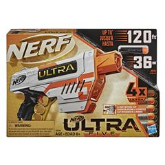 Lanzador Nerf Ultra Five - Sanborns