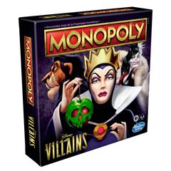 Juego de mesa Monopoly: Disney Villains Edition - Sanborns