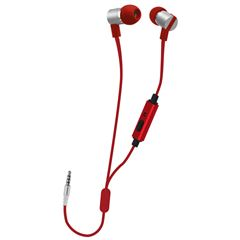 Audífonos Fisher Metal Wired Rojo - Sanborns