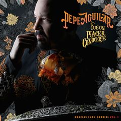 CD Pepe Aguilar- Fue un Placer Conocerte - Sanborns