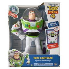 Buzz Lightyear Deluxe Toy Story 4 - Sanborns