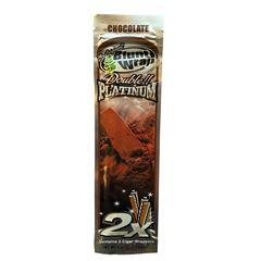 Papel para Envolver Tabaco Chocolate Blunt Wrap 2X - Sanborns